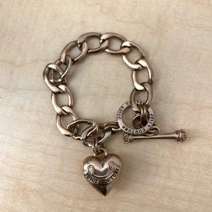 Juicy Couture Gold Bracelet